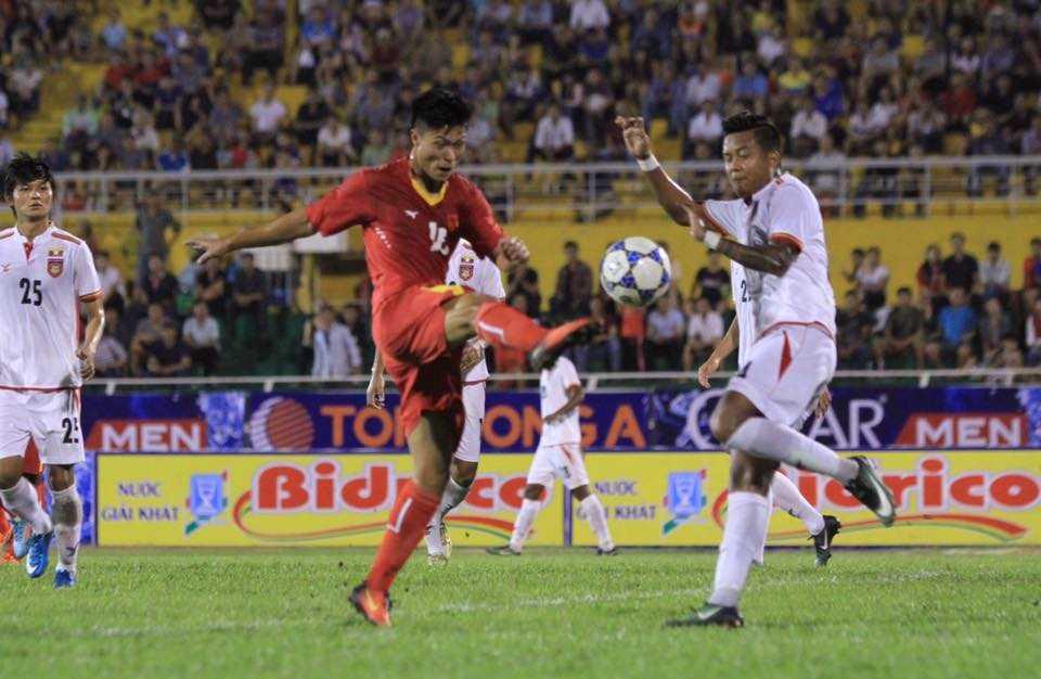 Truc tiep U21 Viet Nam vs U21 Myanmar hinh anh 2