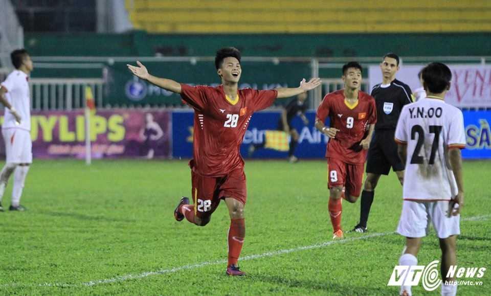 Truc tiep U21 Viet Nam vs U21 Myanmar hinh anh 1