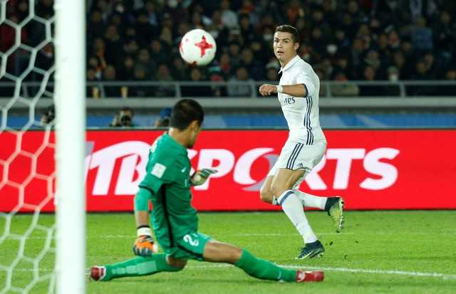 Ronaldo lap hattrick, Real Madrid vo dich FIFA World Cup Club 2016 hinh anh 3