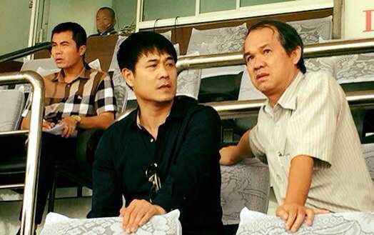 Bau Duc, Huu Thang 'te tai' xem U21 HAGL tham bai truoc U21 Thai Lan hinh anh 1