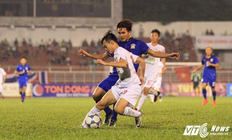 Cong kem, thu toi, U21 HAGL thua toan dien U21 Thai Lan hinh anh 7