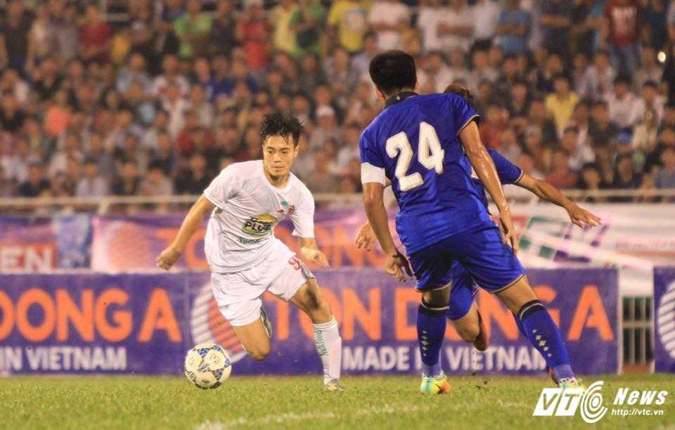 Cong kem, thu toi, U21 HAGL thua toan dien U21 Thai Lan hinh anh 6