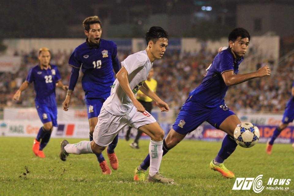 Cong kem, thu toi, U21 HAGL thua toan dien U21 Thai Lan hinh anh 1
