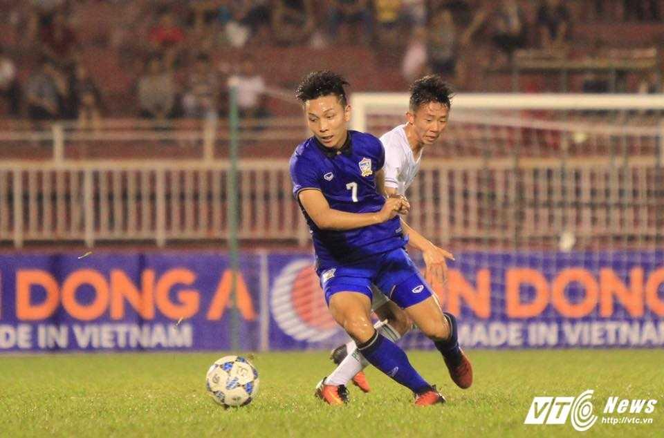 Cong kem, thu toi, U21 HAGL thua toan dien U21 Thai Lan hinh anh 5