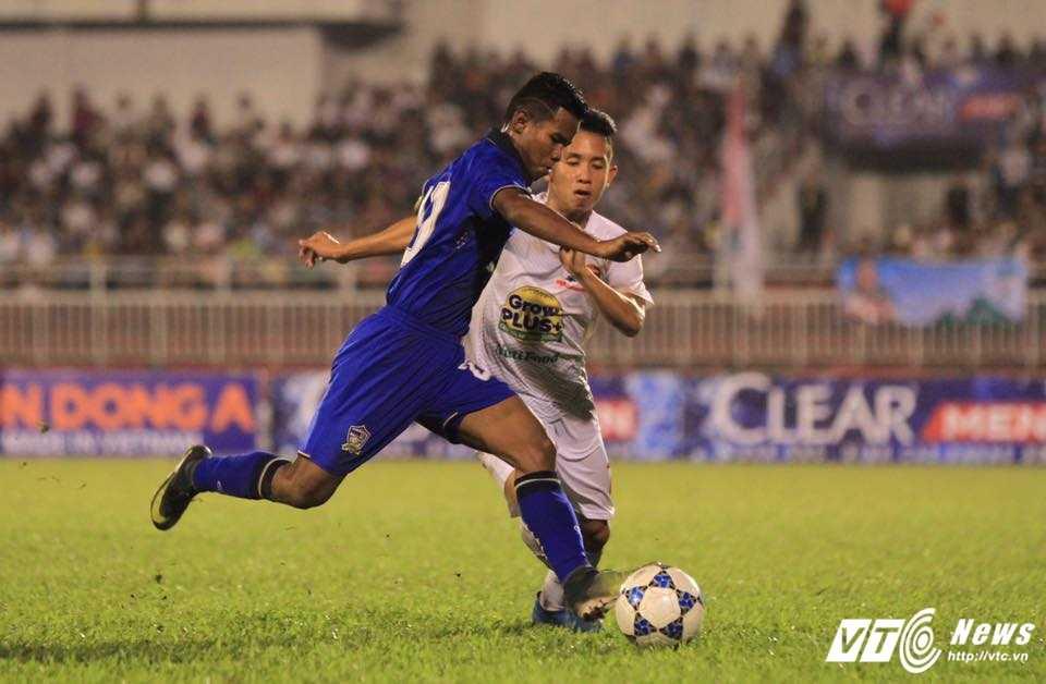 Cong kem, thu toi, U21 HAGL thua toan dien U21 Thai Lan hinh anh 4