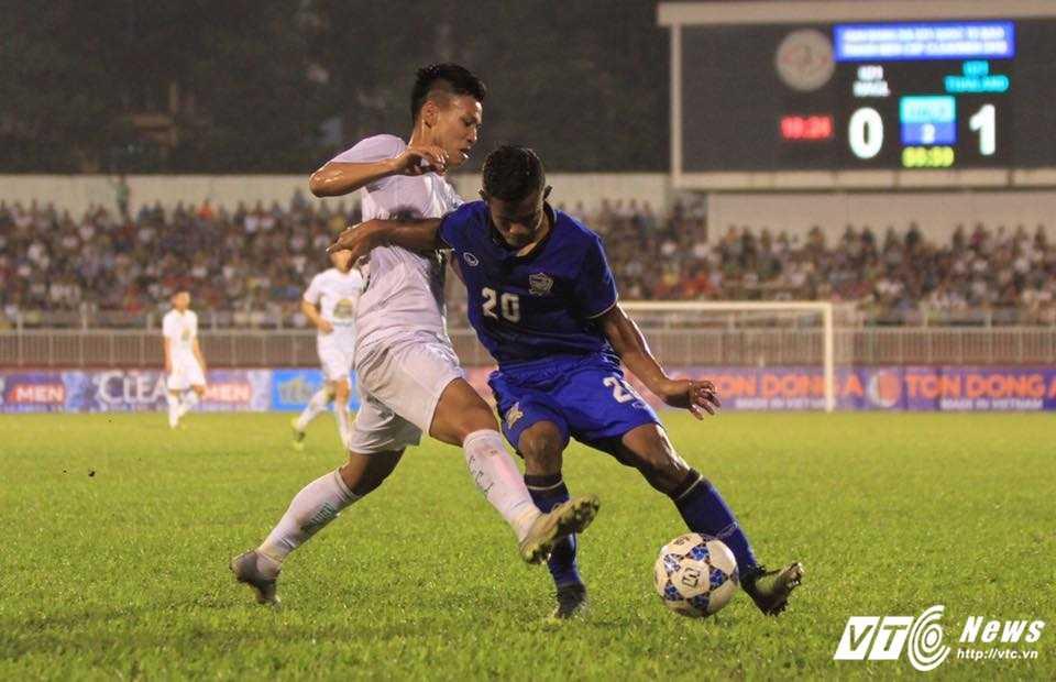 Cong kem, thu toi, U21 HAGL thua toan dien U21 Thai Lan hinh anh 3