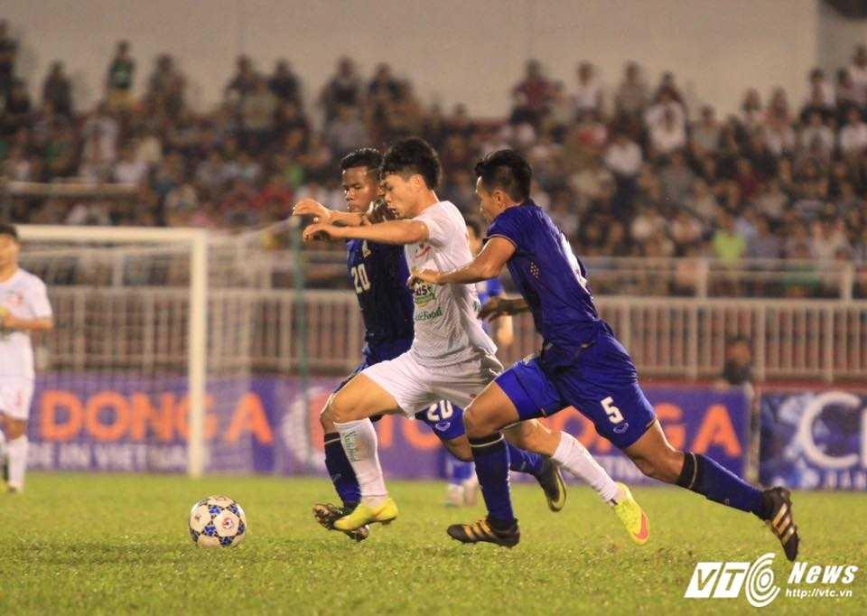 Cong kem, thu toi, U21 HAGL thua toan dien U21 Thai Lan hinh anh 2