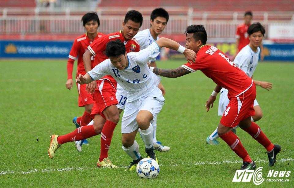 Cong kem, thu toi, U21 HAGL thua toan dien U21 Thai Lan hinh anh 8