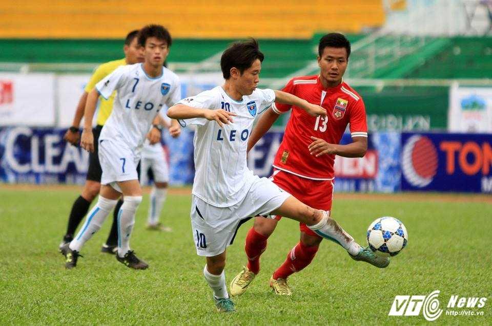 Cong kem, thu toi, U21 HAGL thua toan dien U21 Thai Lan hinh anh 9