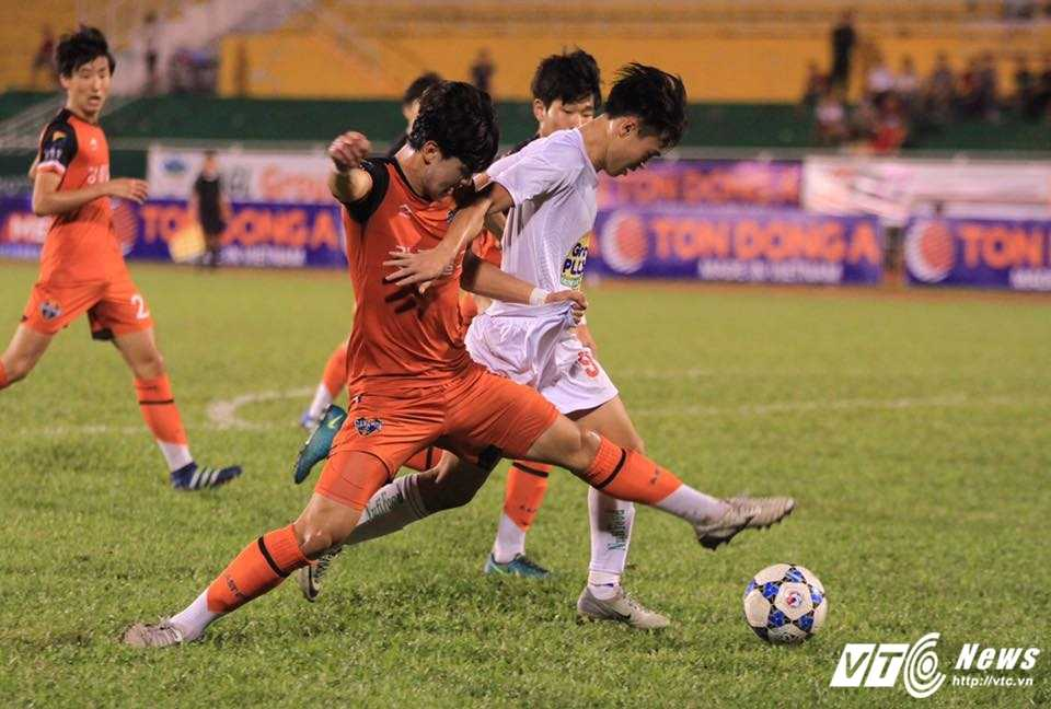 Truc tiep U21 HAGL vs U21 Gangwon hinh anh 1