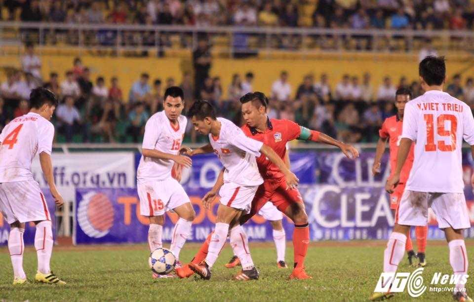 Thua nguoc U21 Thai Lan, U21 Viet Nam gap U21 HAGL trong tran tranh hang ba hinh anh 3