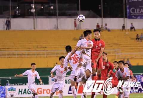 Thua nguoc U21 Thai Lan, U21 Viet Nam gap U21 HAGL trong tran tranh hang ba hinh anh 4