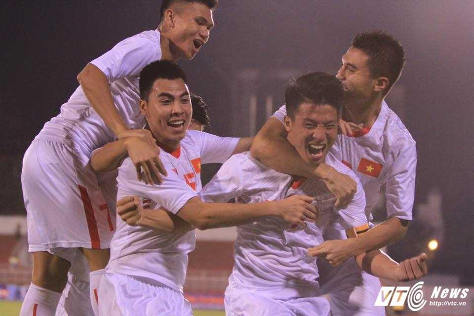 Thua nguoc U21 Thai Lan, U21 Viet Nam gap U21 HAGL trong tran tranh hang ba hinh anh 10