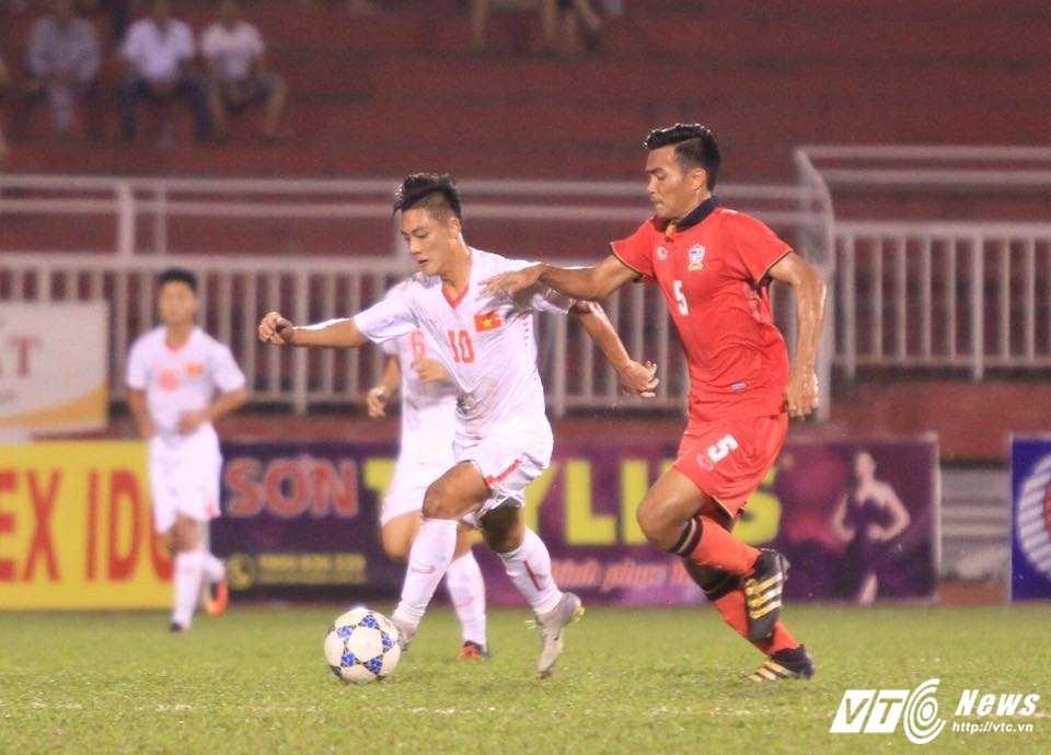 Thua nguoc U21 Thai Lan, U21 Viet Nam gap U21 HAGL trong tran tranh hang ba hinh anh 6