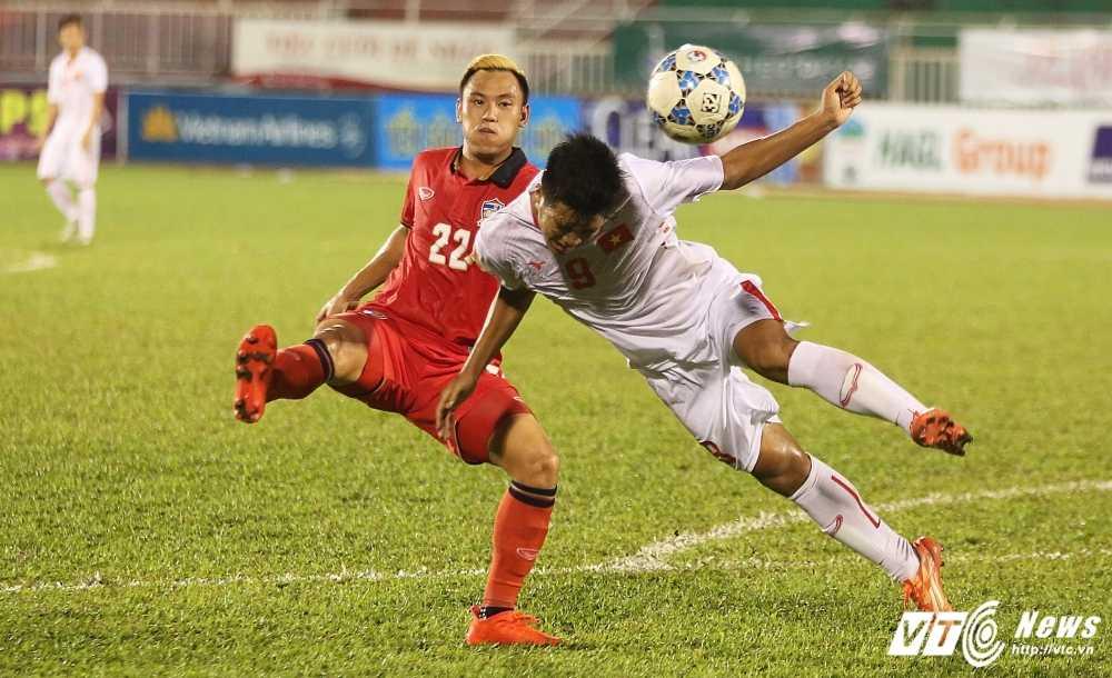 Giai ma doi hinh U21 Thai Lan tung hoc lo Leicester hinh anh 1