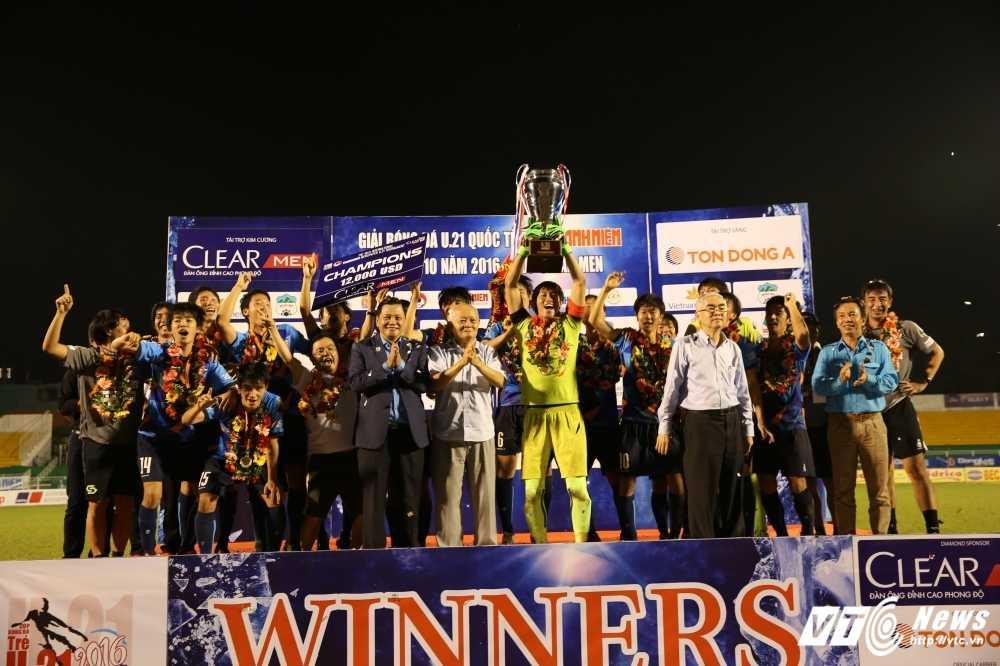 Thang U21 Thai Lan, U21 Yokohama vo dich U21 Quoc te 2016 hinh anh 1