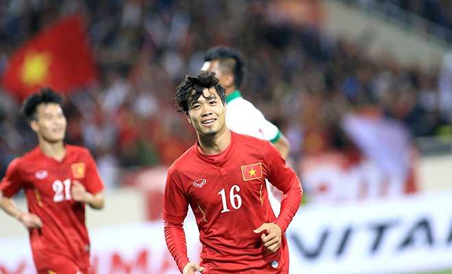 'U22 Viet Nam du suc vo dich SEA Games 2017' hinh anh 1