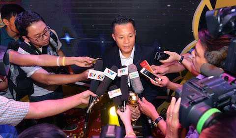Thanh Luong: Bat ngo khi Cong Vinh khong vao top 3 Qua bong vang 2016 hinh anh 1