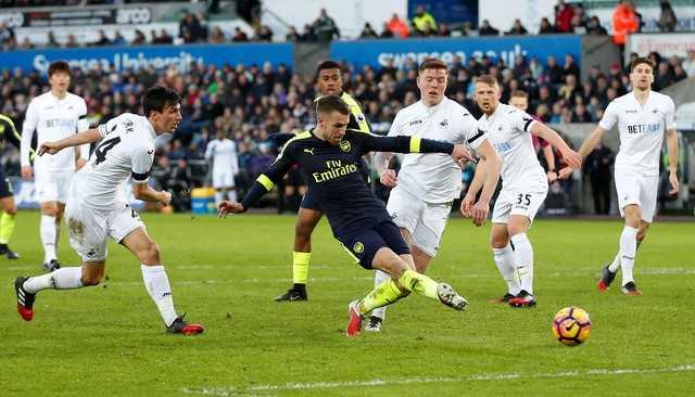 Truc tiep Arsenal vs Burnley hinh anh 6