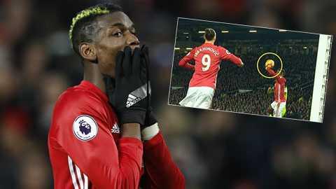 Man Utd 1-1 Liverpool: Pogba toi te khien Man Utd hoa cay dang hinh anh 1