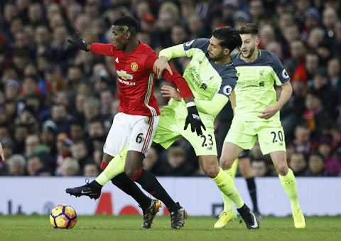 Man Utd 1-1 Liverpool: Pogba toi te khien Man Utd hoa cay dang hinh anh 2