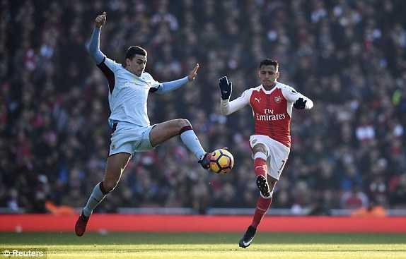 Truc tiep Arsenal vs Burnley hinh anh 4