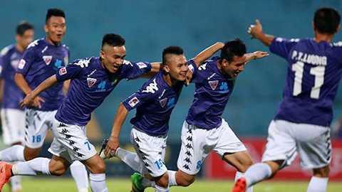 Ha Noi FC giai ngan khoan tien thuong ky luc truoc Tet hinh anh 1