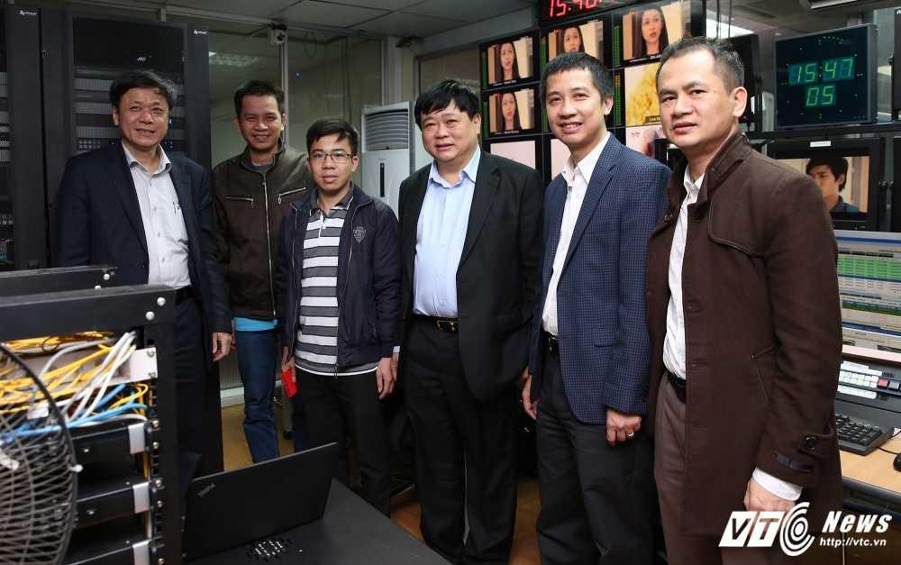 Tong giam doc VOV Nguyen The Ky: Dai truyen hinh VTC se phat trien cung VOV hinh anh 1