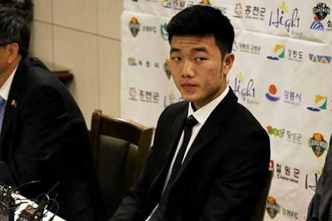 Xuan Truong bat ngo duoc Gangwon thuong cho ky nghi Tet Dinh Dau 2017 hinh anh 1