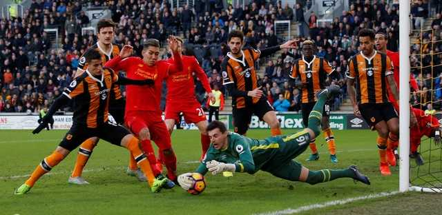 Truc tiep Hull City vs Liverpool hinh anh 1