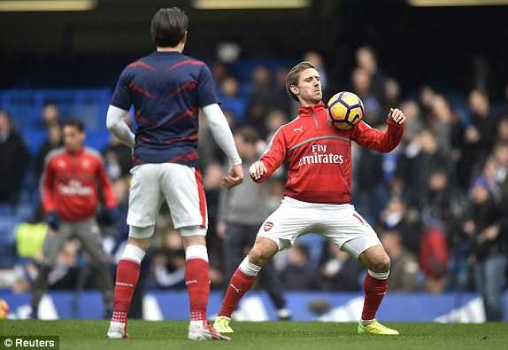 Truc tiep Chelsea - Arsenal hinh anh 5