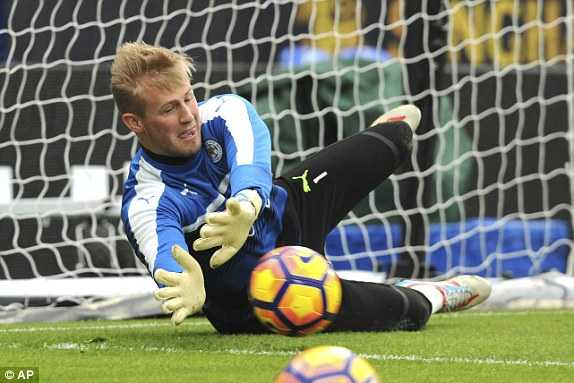 Truc tiep Leicester - Man Utd hinh anh 12