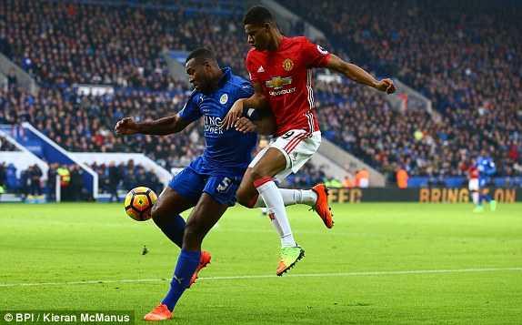 Truc tiep Leicester - Man Utd hinh anh 9