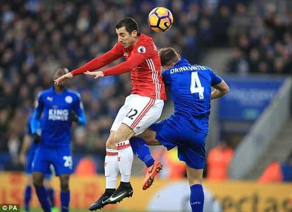 Truc tiep Leicester - Man Utd hinh anh 7