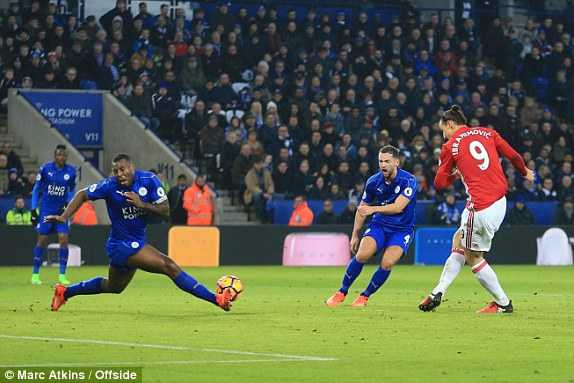 Truc tiep Leicester - Man Utd hinh anh 5