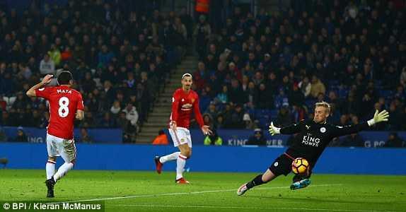 Truc tiep Leicester - Man Utd hinh anh 2
