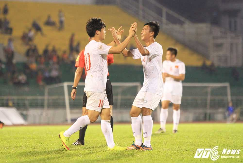 Cong Phuong: Co gang lam tot nhiem vu doi truong U23 Viet Nam hinh anh 1