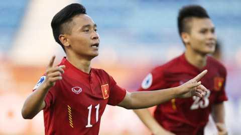 HLV Hoang Anh Tuan: Co hoi da World Cup U20 chi co 1 lan trong doi hinh anh 1