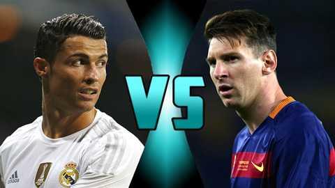 Ronaldo vs Messi: Nong bong cuoc dua 100 ban o Champions League hinh anh 1