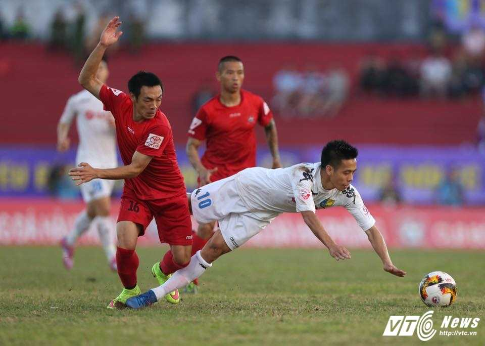 Truc tiep bong da Hai Phong vs Ha Noi FC hinh anh 5