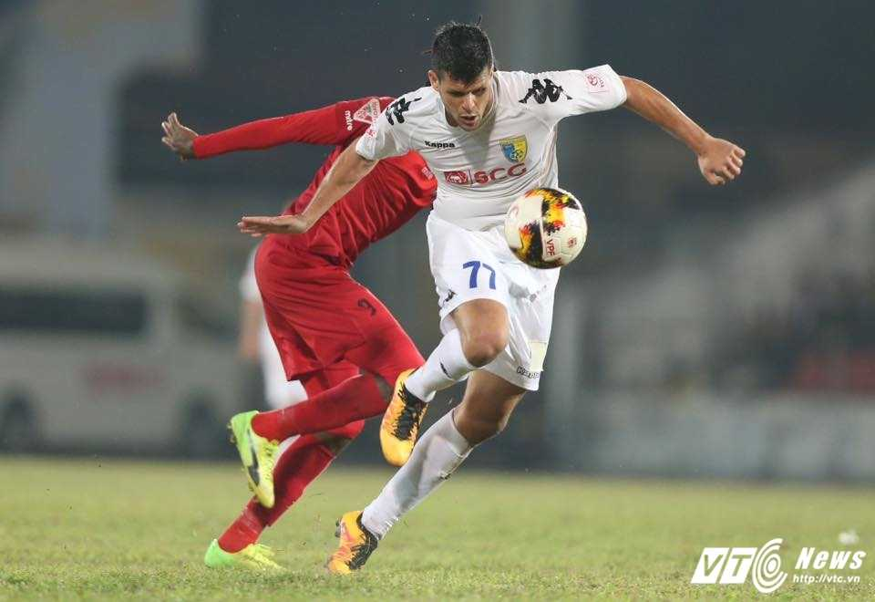 Truc tiep bong da Hai Phong vs Ha Noi FC hinh anh 1