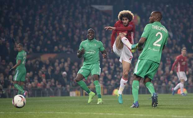 Truc tiep Man Utd - St.Etienne hinh anh 12