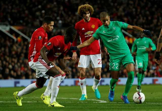 Truc tiep Man Utd - St.Etienne hinh anh 3