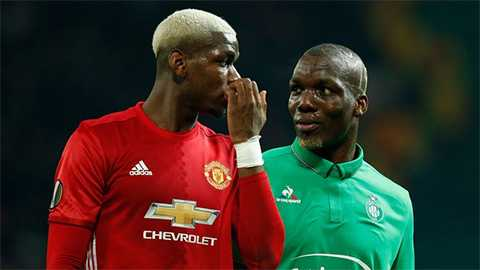 Hai anh em nha Pogba da so tai the nao tai Europa League? hinh anh 1