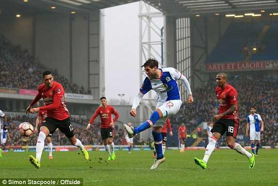 Truc tiep Blackburn vs Man Utd hinh anh 4