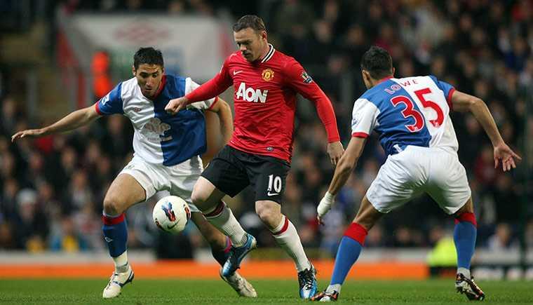 Truc tiep Blackburn vs Man Utd hinh anh 10