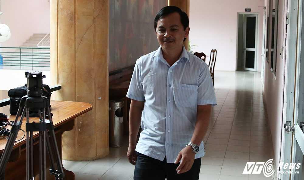 BLV Quang Huy: An phat cho CLB Long An la thoa dang hinh anh 1
