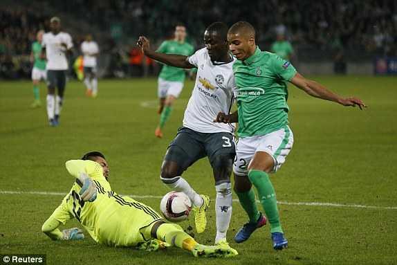 Truc tiep St.Etienne vs Man Utd hinh anh 4