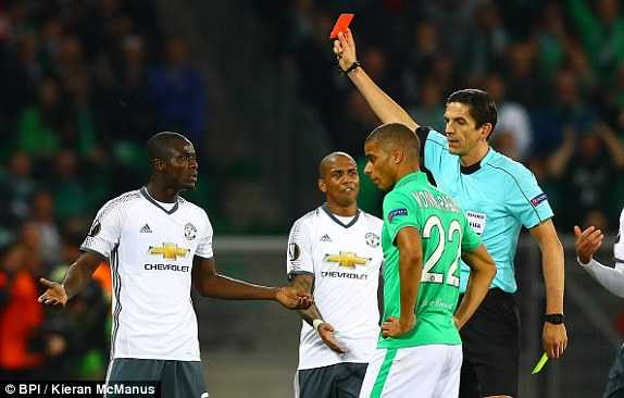 Truc tiep St.Etienne vs Man Utd hinh anh 1
