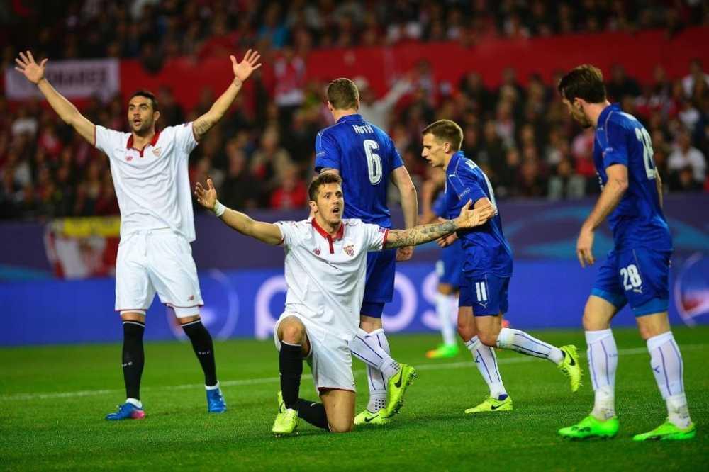 Ket qua Champions League: Vardy ghi ban, Leicester City nuoi hi vong nho nhoi hinh anh 1